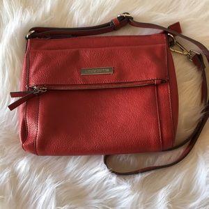 Liz Claiborne RED crossbody bag 🎄